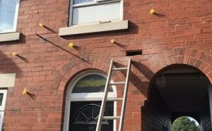 recent work carried out for cavity wall insualation in stockport